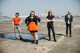 Sheer Mag band photo